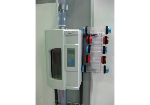 Pneumatic Tube Mailing System 2